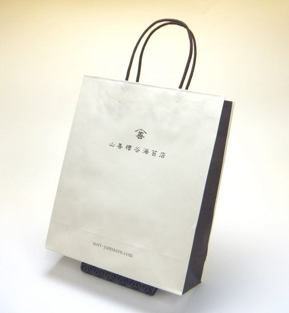 ご贈答用 味付のり(紫)2袋