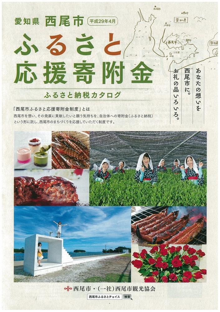 平成29年度 愛知県西尾市 ふるさと応援寄付金返礼品